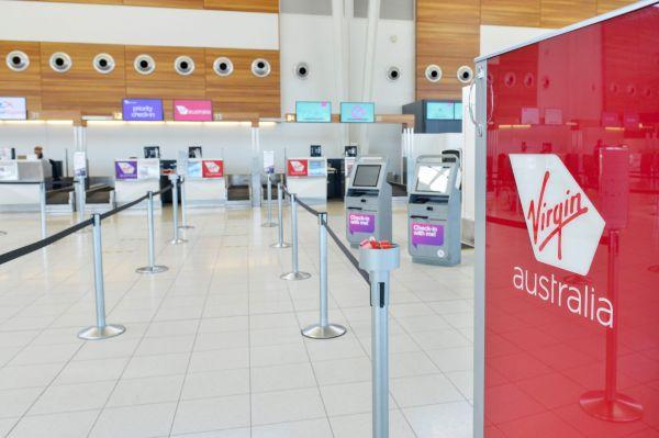 维珍澳航濒临破产 寻求14亿澳元救助贷款