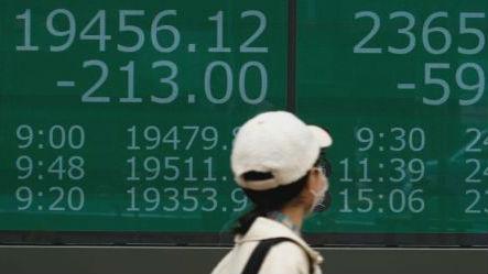外媒:油价再度搅动全球金融市场……