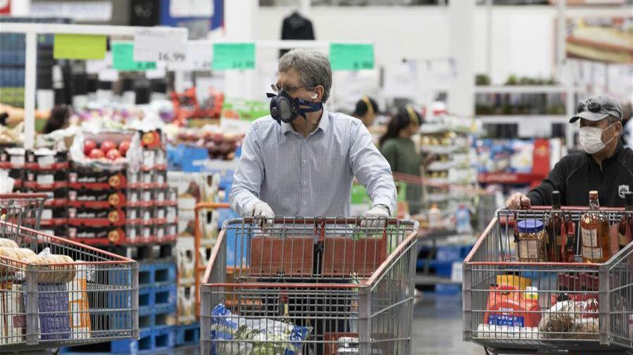 美國舊金山灣區多個縣要求民眾在公共場所佩戴口罩