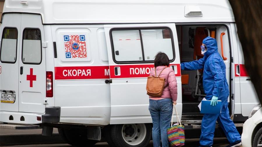 俄羅斯新冠肺炎確診病例總數達87147人