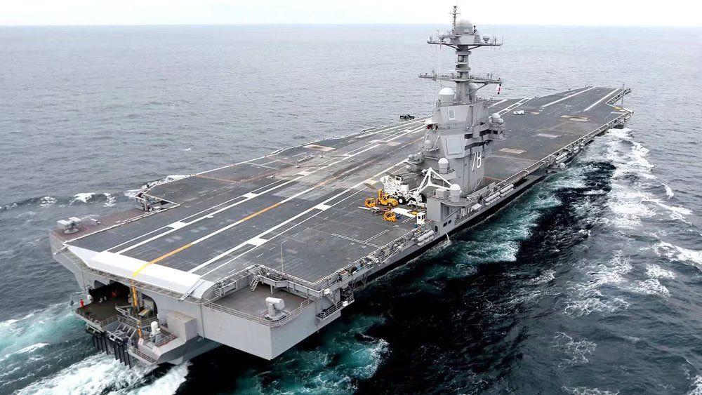 外国智库报告:全球军费呈现10年来最大增幅 美军费达7320亿美元