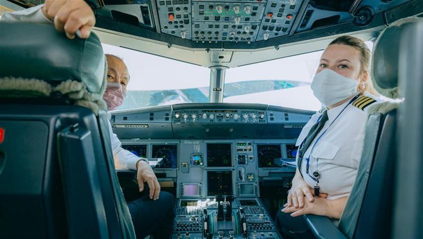哈萨克斯坦恢复首都与最大城市之间航班