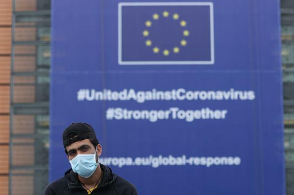 """欧委会预测:欧盟将陷入""""历史性""""衰退"""