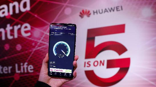 """外媒:美国拟允许美企与华为""""共建""""5G标准"""