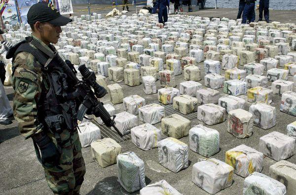 联合国报告警告:拉美毒品种植或因疫情扩大