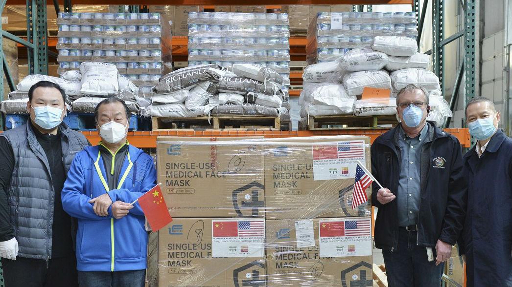 英媒报道:中国小包裹折射世界大变化
