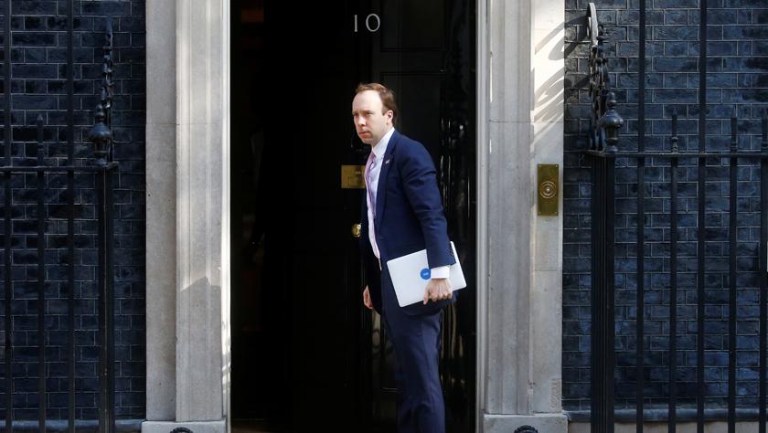 英國衛生大臣稱沒有證據表明新冠病毒是人為制造