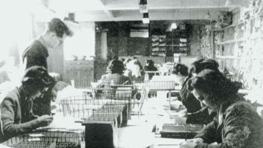 """""""永久关闭"""" 英国公布二战纳粹德军最后一条密电"""