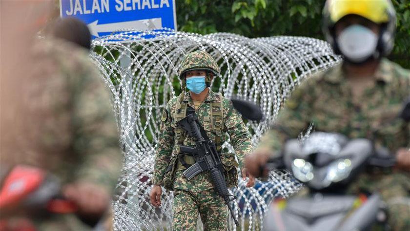 馬來西亞延長行動管制措施至6月