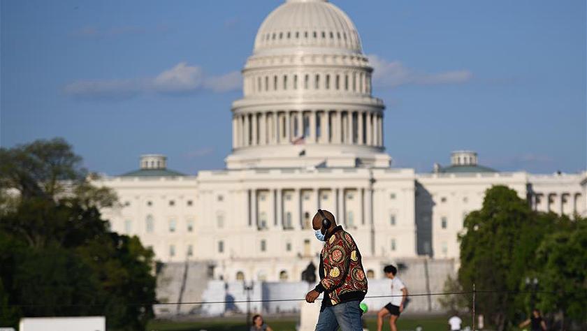 疫情下的華盛頓