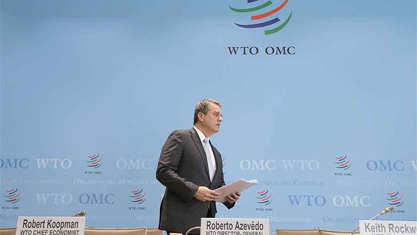 世界貿易組織總干事阿澤維多將提前結束任期