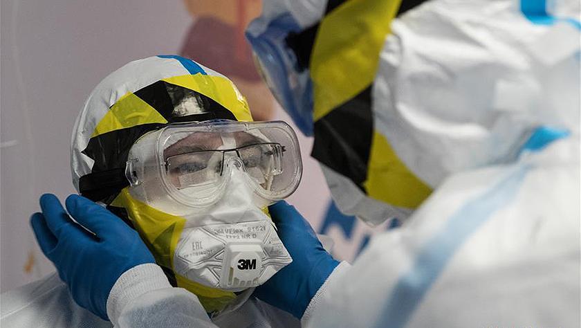 俄羅斯新冠確診病例超25萬
