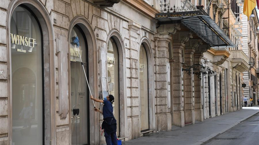 意大利新冠治愈病例增至120205例