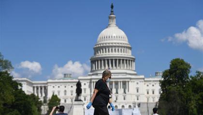 應對疫情沖擊 美眾議院通過3萬億美元援助計劃