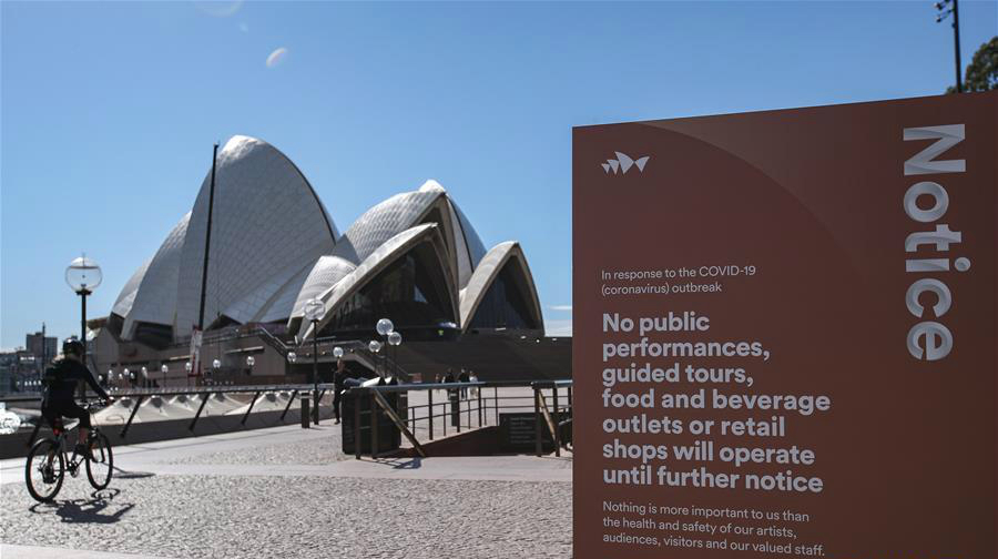 澳大利亞:公共交通、餐飲和州內旅行恢復