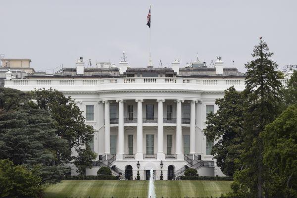 资料图片:5月21日在美国首都华盛顿拍摄的白宫。新华社发(沈霆摄)