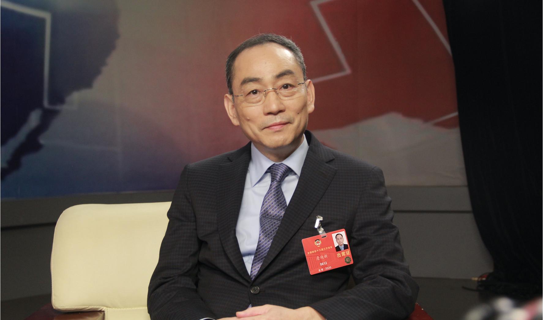 全国政协委员詹纯新:大力支持工业人工智能和企业基础研究平台发展