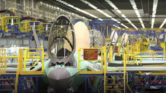 美媒称F-35工厂正努力赶进度:争取克服疫情影响完成订单