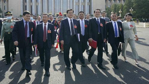 外媒:中国两会成果超出外界预料