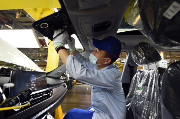 日媒:政策给力助中国车市回暖