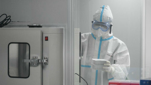 """境外媒体关注:武汉核酸""""普查""""是如何做到的?"""