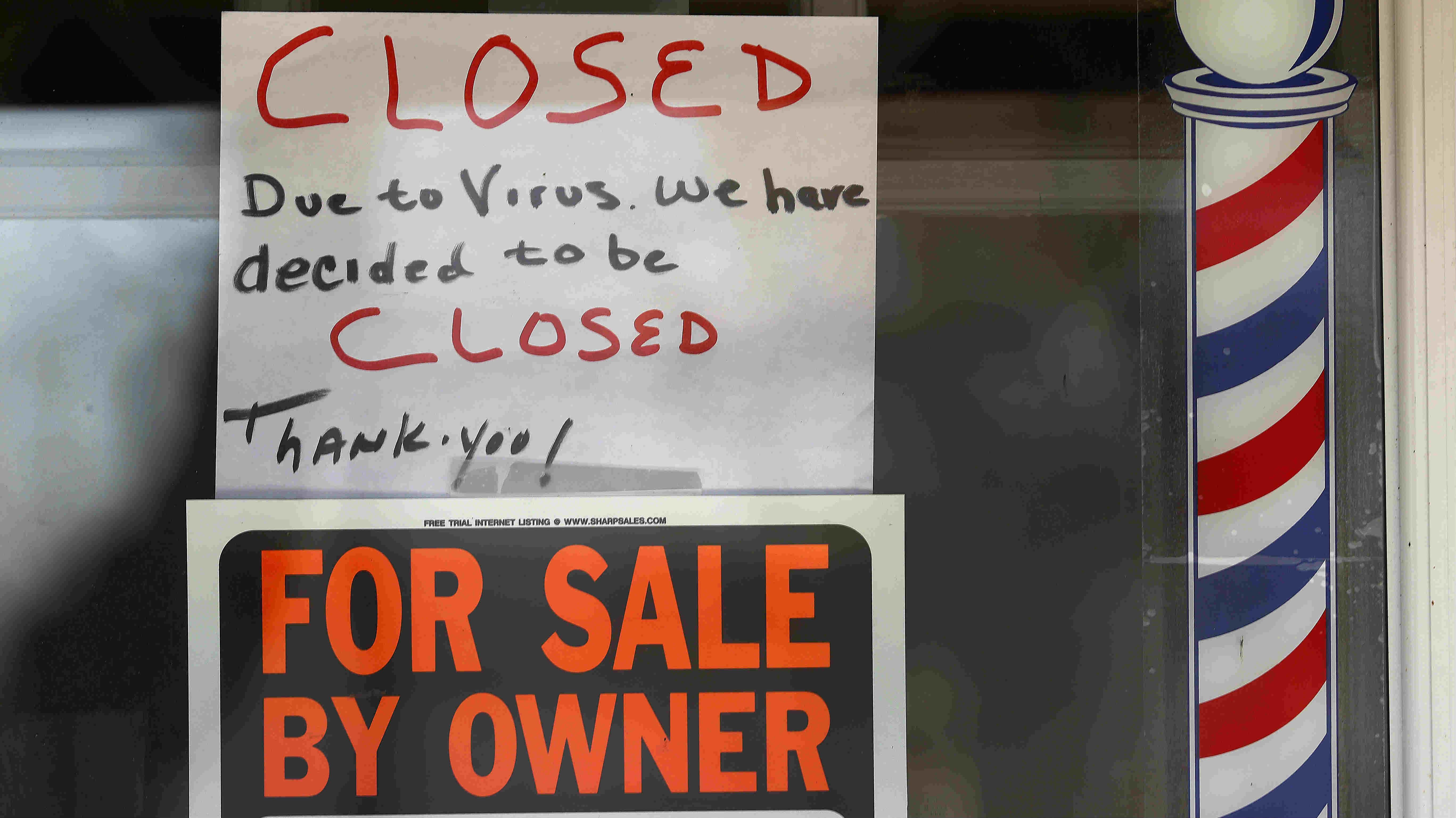 美国国会报告显示:美或需10年才能从疫情中复苏