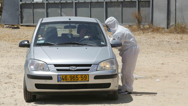 以色列新冠疫情反弹 政府加大检测力度