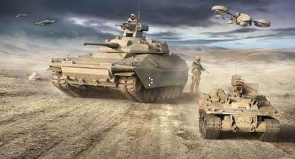 Army OMFV CG 低画质