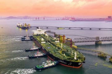 中国5月原油进口创纪录 外媒:需求彻底复苏