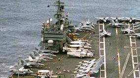 """外媒:美海军""""罗斯福""""号舰员新冠抗体检测6成阳性"""