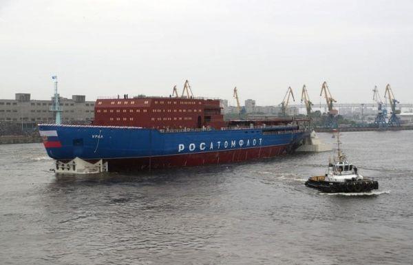 """不需要隐身战机 美专家称俄核动力破冰船将""""占领""""北极"""