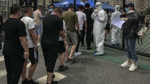 境外媒体关注:北京精准管控严防疫情蔓延