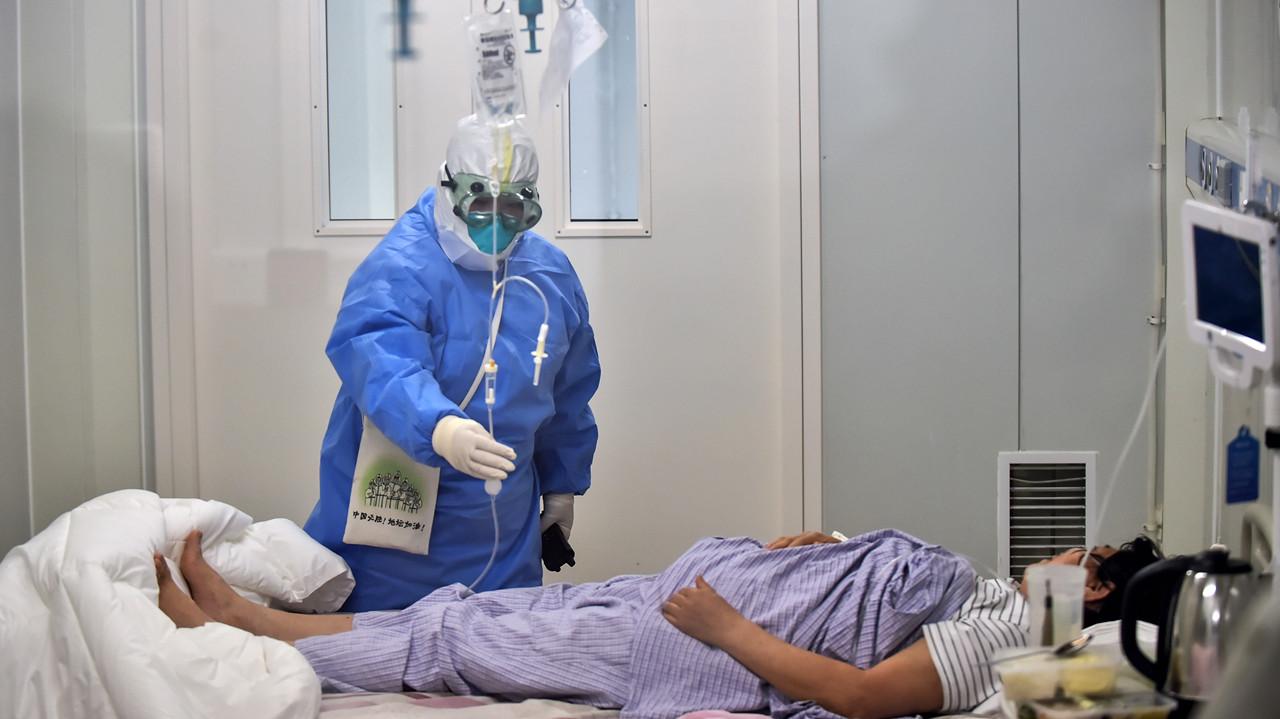 探访北京地坛医院新冠隔离病房