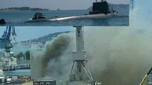 """""""暴烈程度闻所未闻"""" 核潜艇火灾令法海军面临危机"""