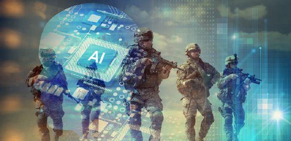 为单兵配备F-35级别显示器?美陆军用AI技术打造未来士兵