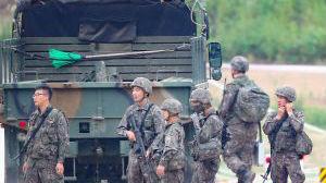 韩媒:韩军高度戒备 密切监视朝军动向_德国新闻_德国中文网
