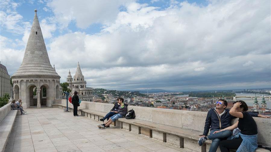 布达佩斯景点游客渐增