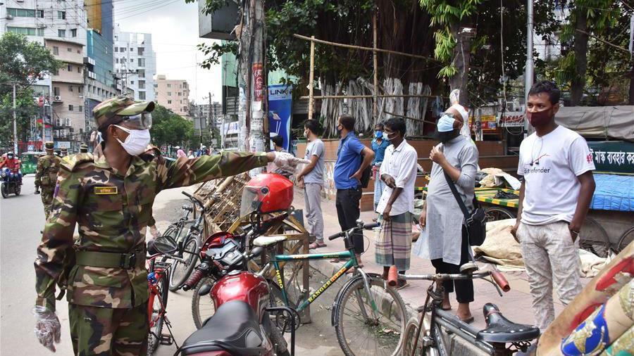 孟加拉国新增新冠确诊病例3240例