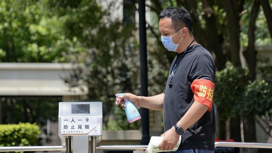 北京:全力以赴抗击疫情