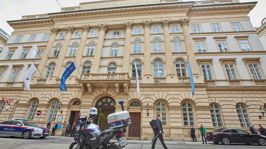 美俄在维也纳举行新一轮军控对话