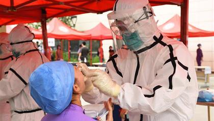 北京:加强核酸检测采样点管理