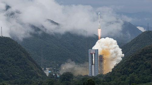 外媒述评:北斗组网助中国迈向太空强国