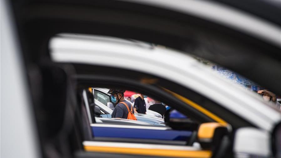 武汉端午国际汽车节开展