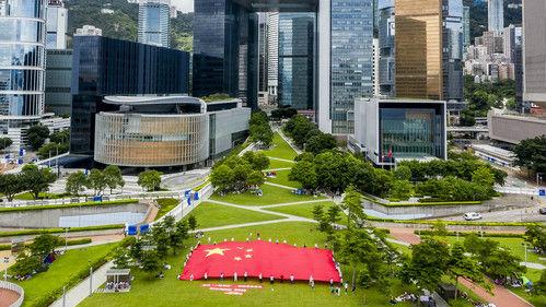 境外媒体:中方坚决反对美涉港制裁 警告美勿干涉内政