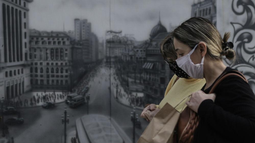 确诊和死亡病例均居全球第二!外媒:新冠疫情最糟糕场景正在巴西上演_德国新闻_德国中文网