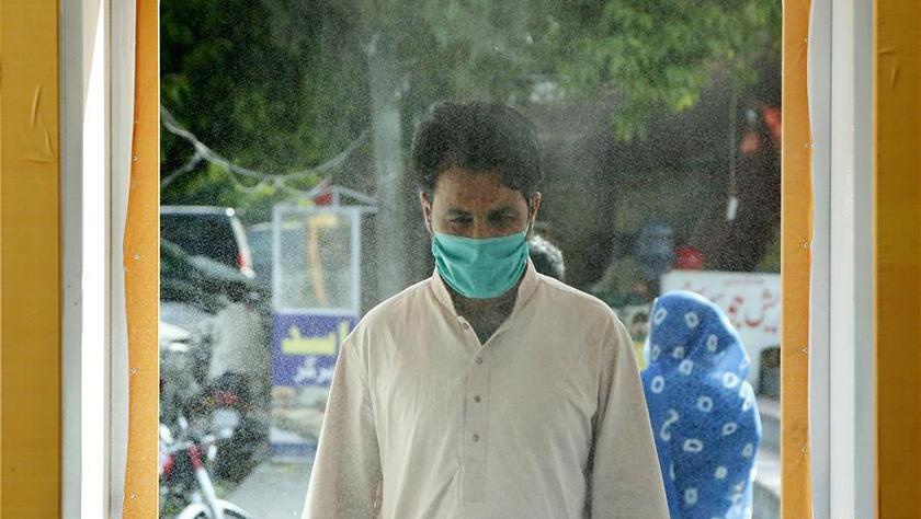 巴基斯坦新冠确诊病例数超20万
