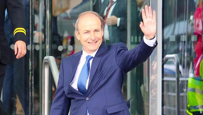 米歇尔·马丁当选爱尔兰新总理