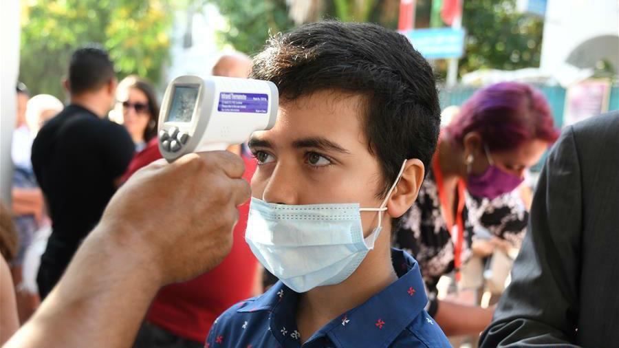 突尼斯:疫情下的考试