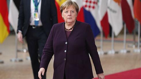"""""""维护民族尊严!""""德国拟协同欧盟以制裁反击美国"""