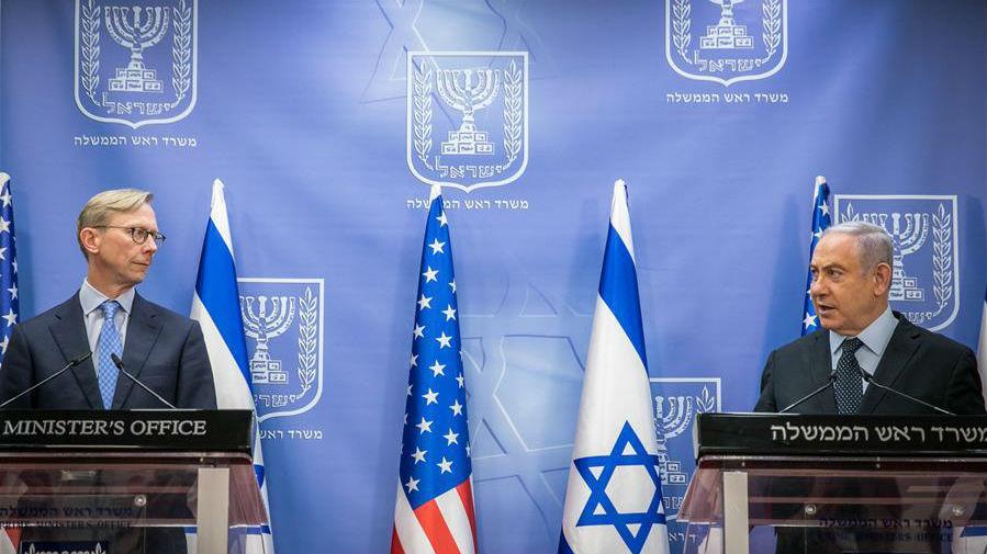 以色列和美国呼吁联合国延长对伊朗武器禁运
